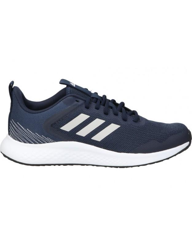 Zapatos color marino de casual jhayber zj581453