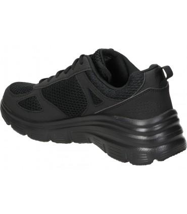 Zapatos color gris de casual skechers 23965-ccl