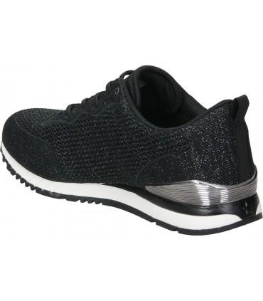 Zapatos casual de moda joven d´angela dbd17667 color plata