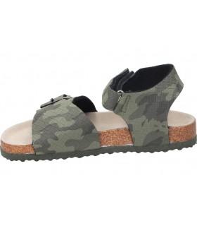 Sandalias para señora tacón d´angela dws17641 en dorado