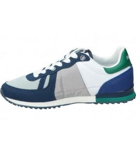 Sandalias color blanco de casual treinta´s 3351