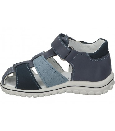 Sandalias para señora d´angela dfe17647 marron