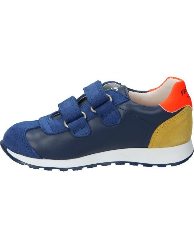 Zapatos para caballero planos t2in r-1007 en marino