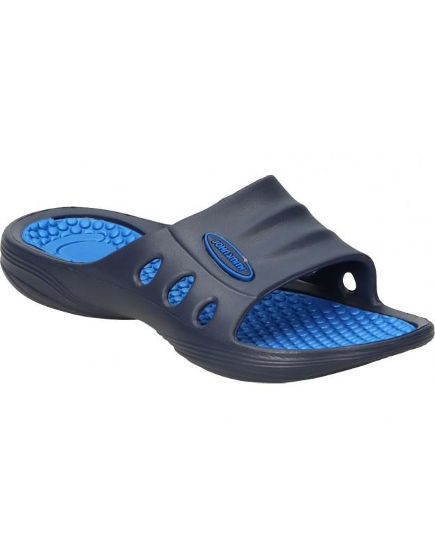 Sandalias para señora cuña shoewear 20s120 en beige