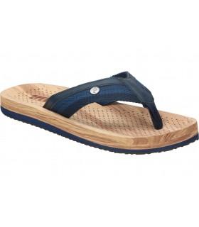 Zapatos zen 8208 azul para caballero