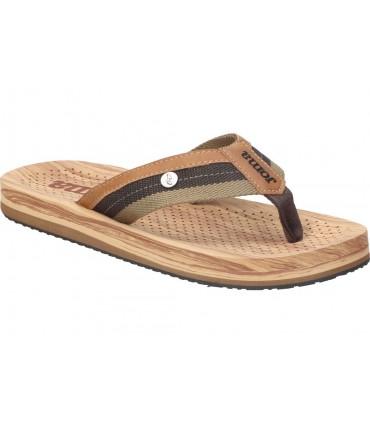 Zapatos casual de caballero zen 8208 color marron