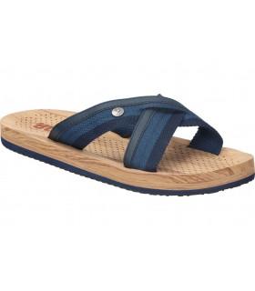 Zapatos para moda joven planos top3 20571 en marron