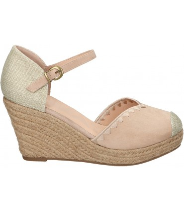 Skechers negro 163050-blk sandalias para señora