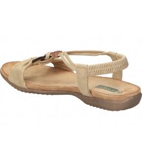 Sandalias para caballero skechers 204106-brn marron