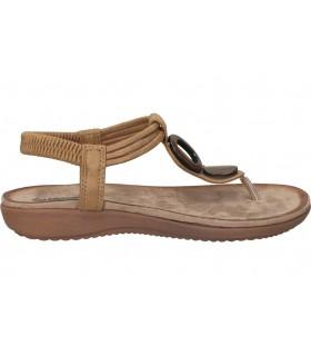 Sandalias para moda joven skechers 33223-bbk negro