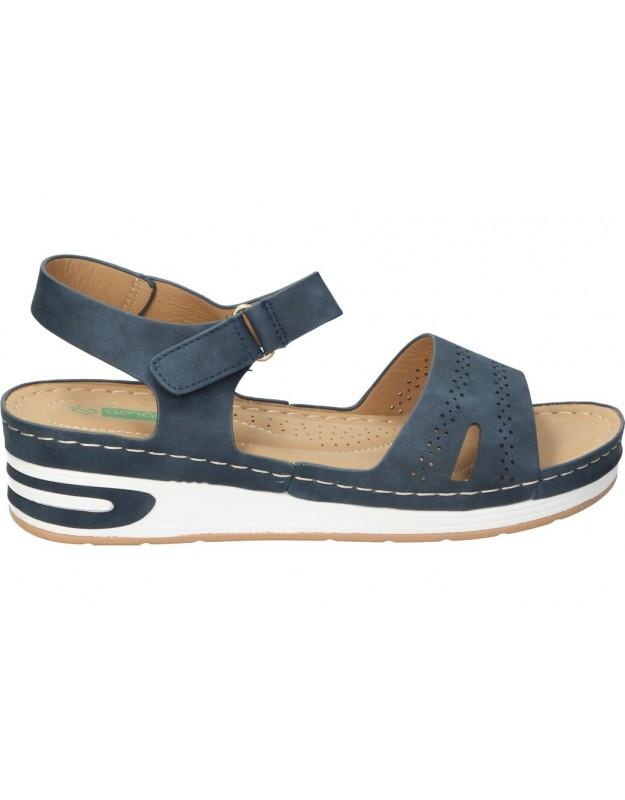 Zapatos para caballero planos skechers 52937-bbk en negro