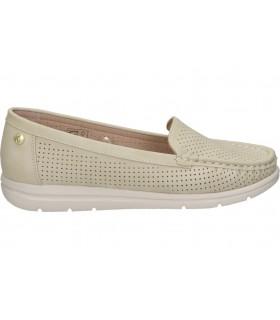 Sandalias para moda joven planos skechers 32495-nvy en azul