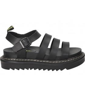 Sandalias para niña planos geox b0238a en blanco