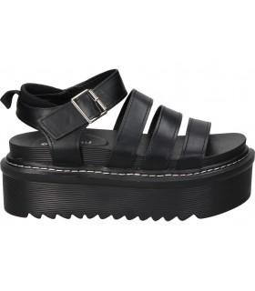 Zapatos casual de señora amarpies aft17083 color dorado