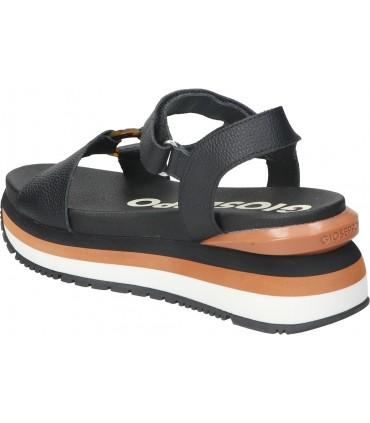 Sandalias para moda joven okios manila 005 negro