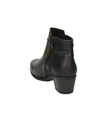 Maria jaen marron 4113n zapatos para señora