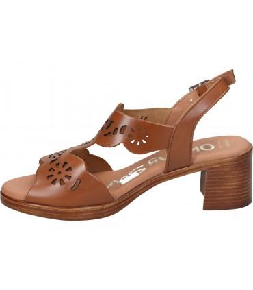 Sandalias para moda joven yokono ibiza-068 marron