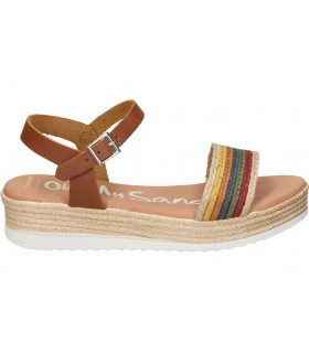 Mtng negro 58975 sandalias para moda joven
