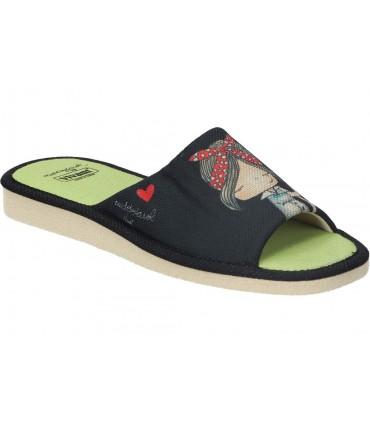 Sandalias para moda joven maria mare 67700 negro