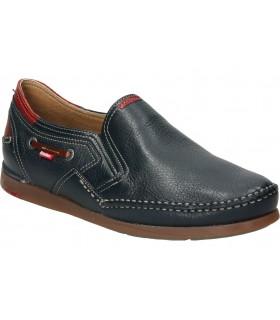 Sandalias walk & fly 3861-42670 rojo para señora