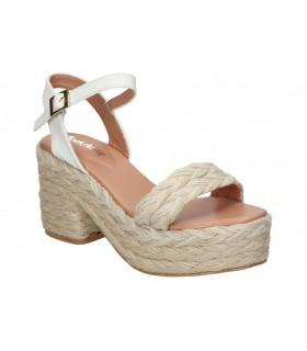 Sandalias color marron de casual walk & fly 3861-42670