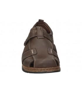 Sandalias para moda joven tacón emmshu alesae en negro