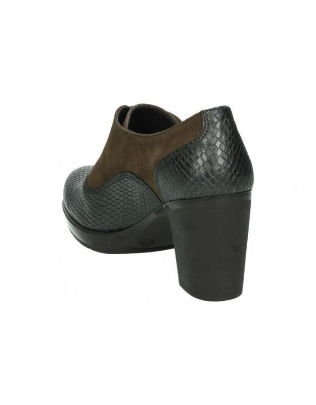 Zapatos vestir de caballero nuper 4200 color marron