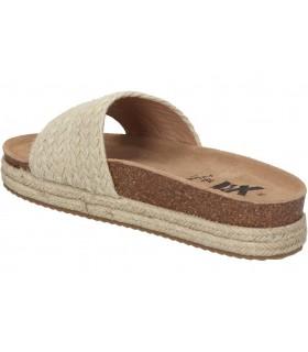 Interbios marron 7119 sandalias para moda joven