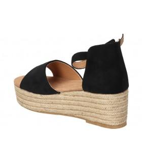 Sandalias para moda joven planos stay 27-377 en beige