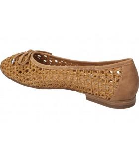 Sandalias para moda joven planos stay 27-377 en azul