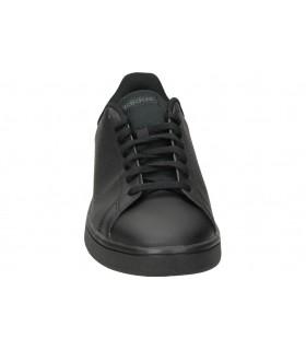 Deportivas casual de caballero nike bq3198 001 color negro