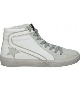 Fluchos negro f0698 zapatos para señora