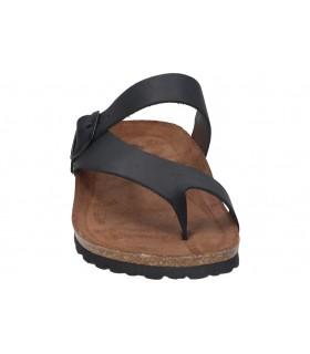 Zapatos para señora planos doctor cutillas 53551 en gris