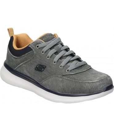 Zapatos casual de caballero on foot 8551 color marron