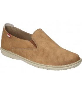 Zapatos para moda joven planos carmela 67592 en marron