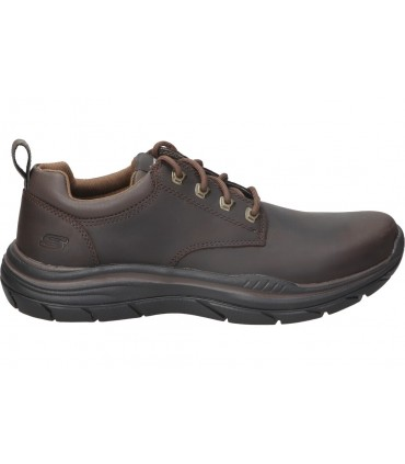 Zapatillas casual skechers mujer 12934-char caminar