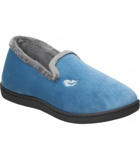 Zapatos para caballero refresh 72323 marron
