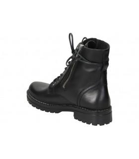 Botas para niña planos chk10 lisy 02 en negro