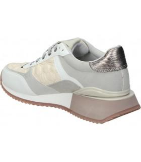 Zapatos para niña planos geox b023za en negro
