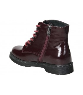 Botines color marron de casual mtng 50276