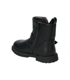 Zapatos para señora planos nature 4034 en negro