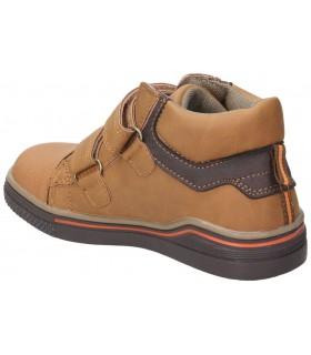 Botines para moda joven tacón d´angela dsy18005 en marron