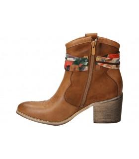 Zapatos para señora planos calzazul-flex 1112 en negro
