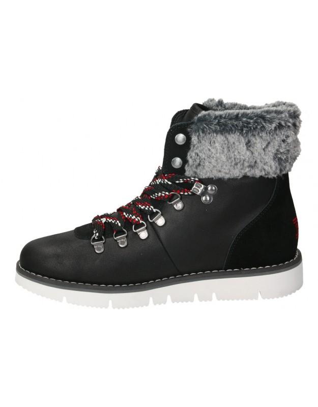 Skechers negro 32504-blk deportivas para señora
