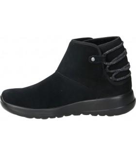 Skechers negro 65945-blk zapatos para caballero