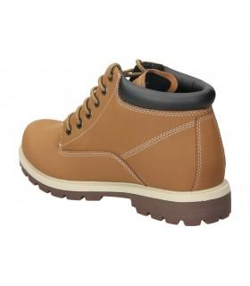 Botines color marron de casual c. tapioca t3605-3