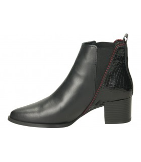 Botines mtng 58660 negro para moda joven