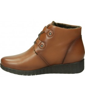 Zapatos para señora planos pitillos 6482 en gris
