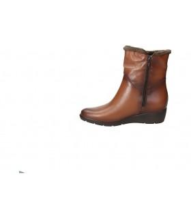 Zapatos casual de señora pitillos 3111 color negro