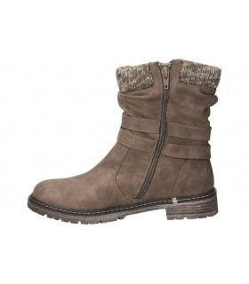 Zapatos para señora laura azaña la25203bi burdeos